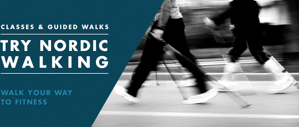 Nordic Walking classes in Chichester